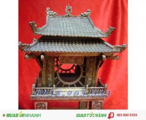 Biểu trưng chùa một cột, khuê căn các hà nội, quà tặng đối tác nước ngoài