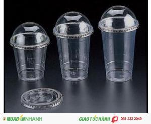Các sp ly nhựa nắp cầu giá sỉ, đặc biệt còn in logo trực tiếp trên ly