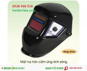 Chuyên cung cấp các loại mặt nạ hàn cảm ứng ánh sáng