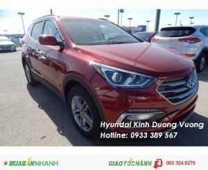 Hyundai Santa Fe Màu Đỏ hàng mới về, liên hệ...