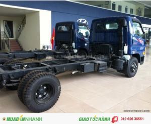 Hyundai HD85 tải trọng 5,5 tấn đã có mặt tại Việt Nam
