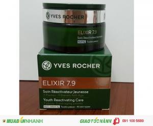 Kem dưỡng da Elixir 7.9 xách tay Pháp