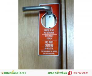 Thẻ treo cửa dùng trong khách sạn, Công ty