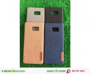 Ốp lưng vải viền nhựa cao cấp Samsung