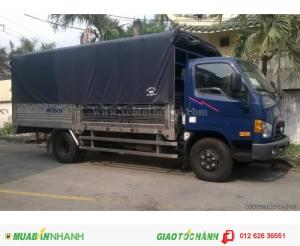 Hyundai HD98 tải trọng 5,5 tấn đã có mặt tại Việt Nam