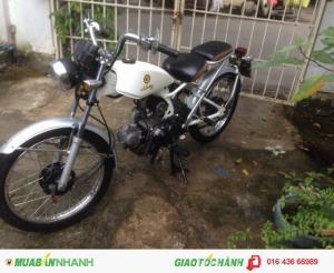 Solowins 50cc, màu trắng, bs thần tài, zin,...