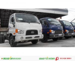 Xe tải hyundai HD98 6.5 tấn nhập khẩu 2016, đại lý cấp 1