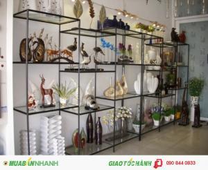 Kệ trưng bày sản phẩm, không hàn cố định, không gắn ốc vít, kệ lắp ráp Việt Cường Phát