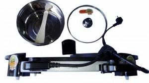 Bếp nướng và nấu lẩu 02 mâm nhiệt PAN chất lượng cao - MSN383072