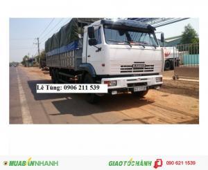 Xe tải 14 tấn Kamaz nhập khẩu 100%