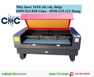 Máy laser cắt vãi uy tín giá rẻ chất lượng
