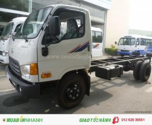 Bán xe Hyundai HD98S nâng tải 6.5 tấn. Tặng 100% phí trước bạ khi mua HD98S