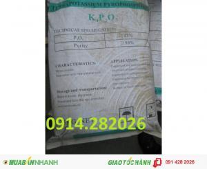 Bán K4P2O7-Kali-Pyrophotphat-Potassium-Pyrophosphate