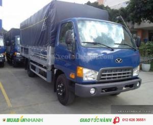 Hyundai HD98S tải trọng 6,5 tấn đã có mặt tại Việt Nam
