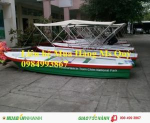 Sản xuất Thuyền Composite theo Y/C của khách hàng
