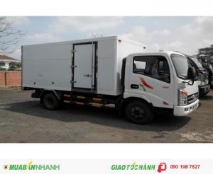 Dòng xe tải veam vt200 1t9 xe vào thành phố