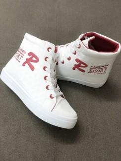 Giày cổ cao nử