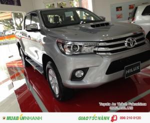 Đại lý Toyota 100% vốn Nhật - Toyota An Thành Fukushima bán xe Toyota Hilux xe bản tải nổi tiếng của Toyota