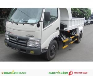 Bán xe Ben Hino 3T5, Giá bán xe Ben Hino 3T5 Dutro nhập khẩu