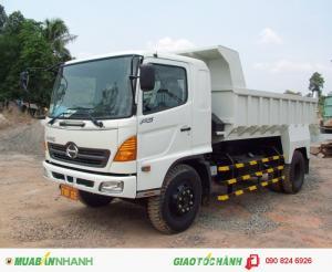 Bán xe Ben Hino 8 tấn, Giá xe Ben Hino 8 tấn/ 8.5 tấn nhập khẩu