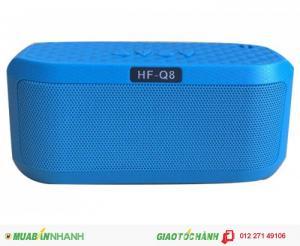 Loa Bluetooth HF Q8 chất lượng, tính năng thú vị