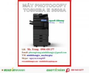 Máy photocopy toshiba estudio 3508a new 2016