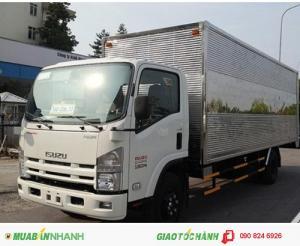Bán xe tải Isuzu 5T5 thùng dài 5m7