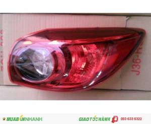 Đèn hậu Mazda 3, đèn lái sau Mazda 3 hatchback giá tốt