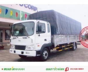Bán xe tải Hyundai HD120 5 tấn – thùng 7.4m 2016 – giá 1190 triệu
