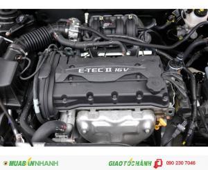 Chevrolet Cruze - Mẫu xe Đẹp giá rẻ tại VN