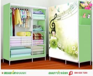 Nơi bán tủ vải 3D cao cấp chất lượng nhất Hà Nội