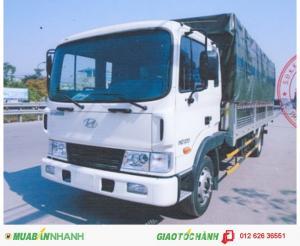 Xe tải Hyundai HD120 5tấn 2013 thùng dài 6,2m 7,4m, Rẻ nhất. Hỗ trợ trả góp