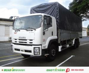 Bán xe tải Isuzu 3 Chân 16 tấn FVM34T siêu tải nặng