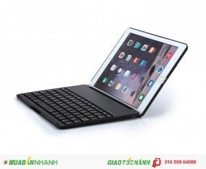Bàn phím ốp lưng iPad Pro 9.7 Bluetooth cao cấp Phụ kiện cho bạn (Black)