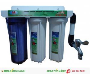 Máy nước uống tinh khiết  và máy năng lượng cho gia đình