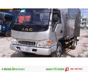 Xe tải jac hfc1030k4 2 tấn 4 xe vào thành phố - xe tải jac 2.4 tấn động cơ công nghệ isuzu