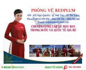 Vé máy bay rẻ nhất tại Đà Nẵng