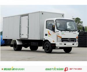 Dòng xe máy hyundai thùng siêu dài vào được tp - xe tải veam 2t - vt260 - siêu góp - siêu vận chuyển