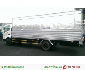 Dòng xe  hyundai thùng siêu dài vào được tp - xe tải veam 2t - vt260 - siêu góp - siêu vận chuyển