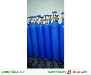 Cho thuê bình oxy thở tại nhà - Bình oxy 40 lít, bình oxy 6 khối