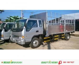 Xe tải  Jac hfc1383k 9 tấn 1 hỗ trợ trước bạ | xe tải jac 9 tấn 1 động cơ faw thùng dài 6m8
