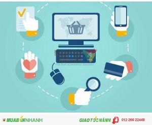 Nhận thiết kế website bán hàng - giới thiệu công ty - website cao cấp, đảm bảo chuyên nghiệp, lên top google