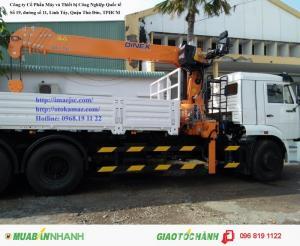 Xe tải Kamaz 65117