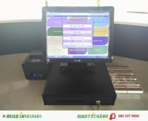 Bán máy tính tiền cảm ứng dùng cho Nhà Hàng tại Quảng Trị