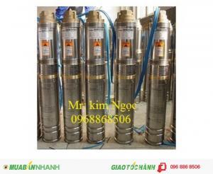 Nơi bán máy bơm giếng khoan pentax 2,2kw 3kw 1,5kw 4kw 5,5kw chính hãng