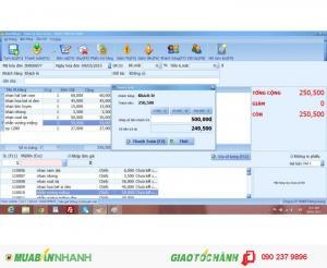 Phần mềm quản lý siêu thị mini, tạp hóa tại Hà Tĩnh