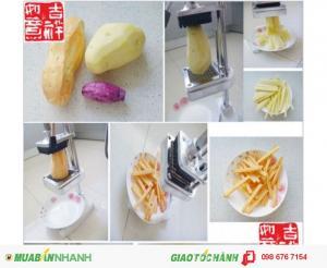 Máy cắt khoai tây chiên con chì,