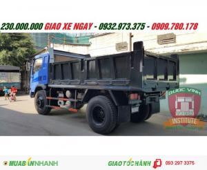 Mua bán xe ben 8 khối 9t2/9 tấn 2/9.2 tấn dongfeng trường giang gia tốt nhất miền nam