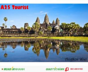 Campuchia siemriep – phnompenh 4n3d