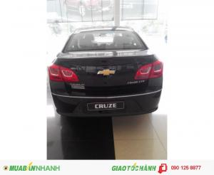 Khuyễn mãi khủng chưa từng có - Rinh ngay Chevrolet Cruze 1.8 LTZ về nhà